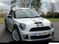 Used MINI Cooper Coupe Cooper SD