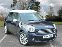 Used MINI Cooper Countryman Cooper D ALL4
