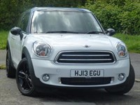 Used MINI Paceman Cooper D