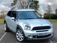 Used MINI Paceman Cooper S