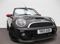 Used MINI Cooper Convertible John Cooper Works