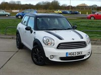 Used MINI Cooper Countryman Cooper D