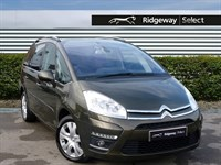Used Citroen C4 GRAND PICASSO PLATINUM HDI