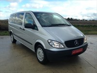 Used Mercedes Vito 111 CDi ( )