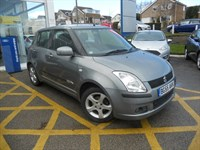 Used Suzuki Swift GLX VVTS