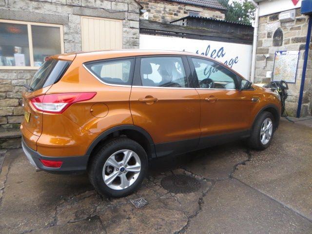 Used orange ford kuga for sale south yorkshire for Garage ford orange