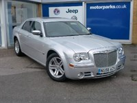 Used Chrysler 300C V6 CRD 4dr Auto