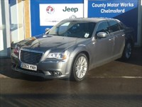 Used Chrysler 300C V6 CRD Executive 4dr Auto