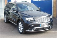 Used Jeep Grand Cherokee SW DIESEL CRD Summit 5dr A