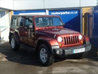 Used Jeep Wrangler CRD Sahara Unlimited 4dr
