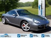 Used Porsche Cayman S 2dr