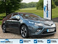 Used Vauxhall Ampera Electron 5dr Auto