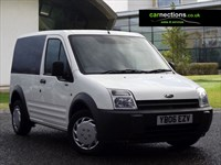 Used Ford Transit Connect T200 SWB TDDI