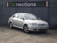 Used Toyota Avensis T4 D-4D