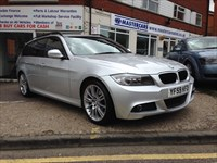 Used BMW 318d M SPORT BUSINESS EDITION TOURING
