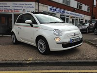 Used Fiat 500 LOUNGE
