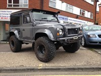 Used Land Rover Defender 90 TDI HT