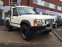 Used Land Rover Discovery TDI HYBRID CUSTOM PICK UP