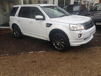 Used Land Rover Freelander SD4 SPORT LE