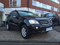 Used Mercedes ML320 CDI SE