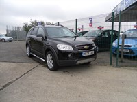 Used Chevrolet Captiva LTX VCDI 7 seat for sale at Master Car Sales