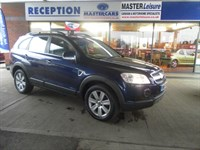 Used Chevrolet Captiva LTX VCDIDiesel Automatic 7 seater