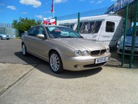 Used Jaguar X-Type SPORT DIESEL