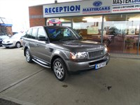 Used Land Rover Range Rover Sport TDV6 SPORT SE with DVD PLAYER