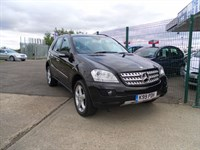 Used Mercedes ML320 CDI SPORT AUTOMATIC DIESEL 4X4