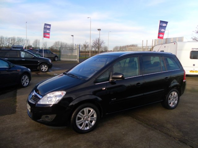 Used Vauxhall Zafira for Sale