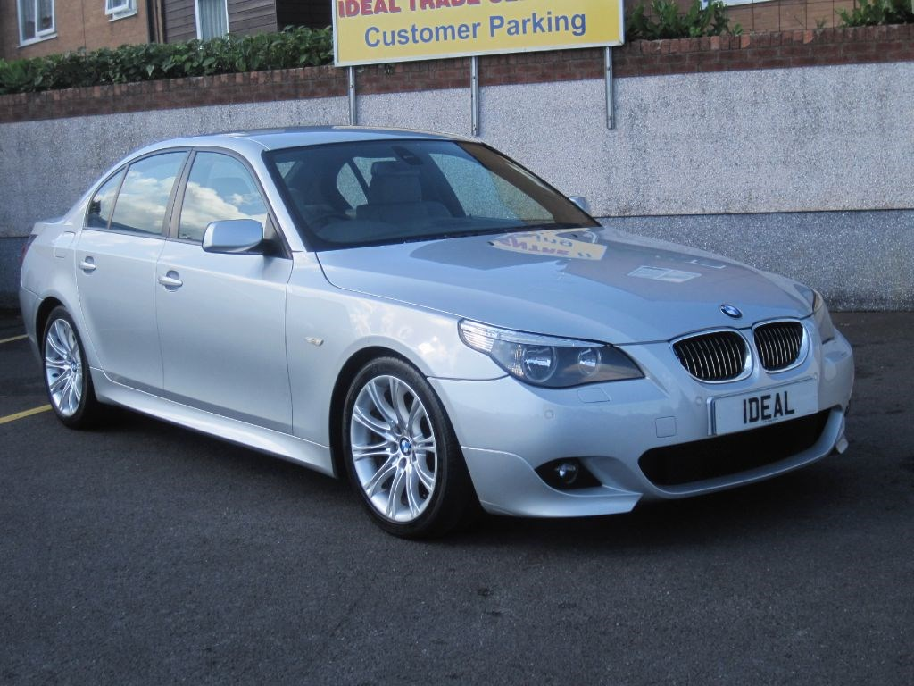 used bmw 5 series 525d m sport preston lancashire ideal trade centre 2. Black Bedroom Furniture Sets. Home Design Ideas