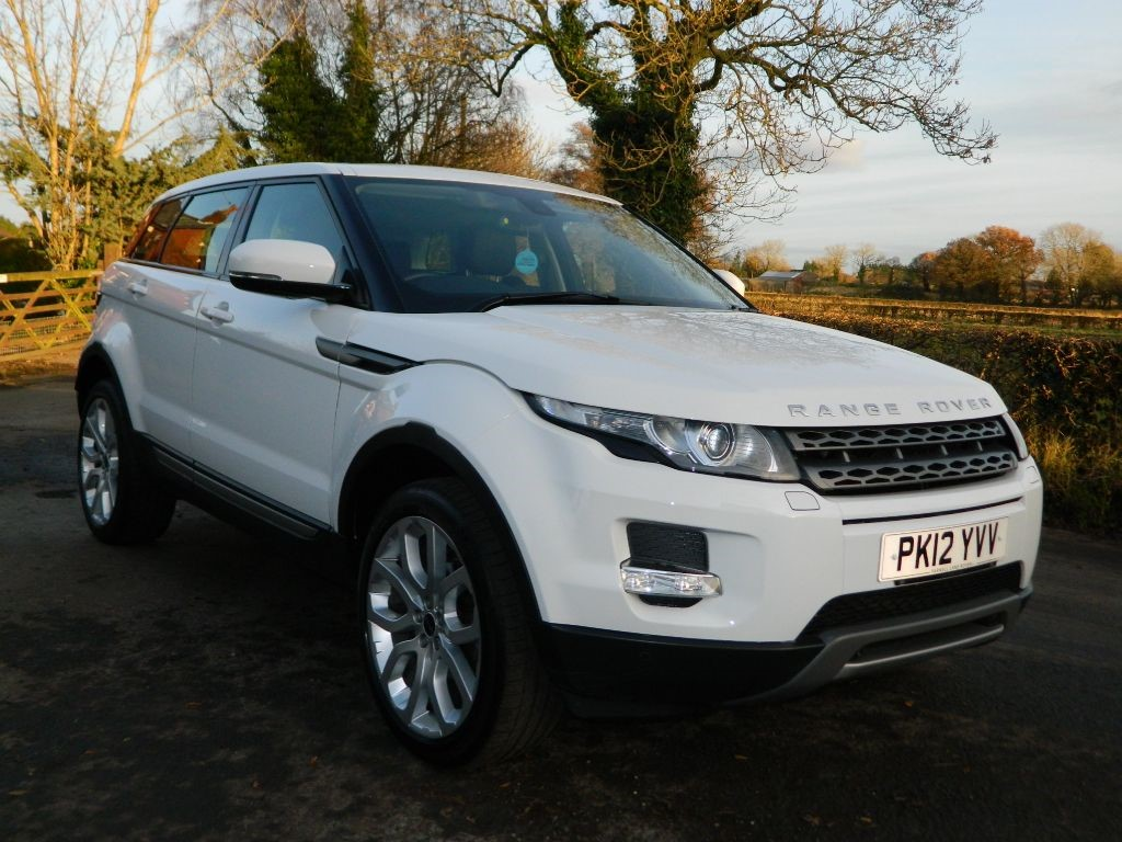 used land rover range rover evoque for sale. Black Bedroom Furniture Sets. Home Design Ideas