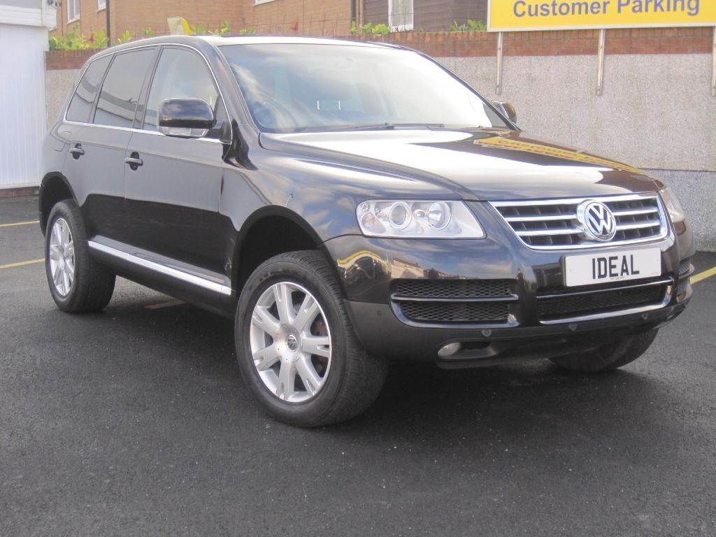 used vw touareg tdi se sport preston lancashire ideal. Black Bedroom Furniture Sets. Home Design Ideas