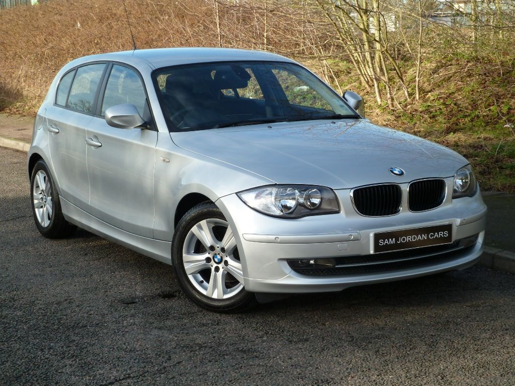 usedbmw 1 series 118d se for sale in suffolk. Black Bedroom Furniture Sets. Home Design Ideas