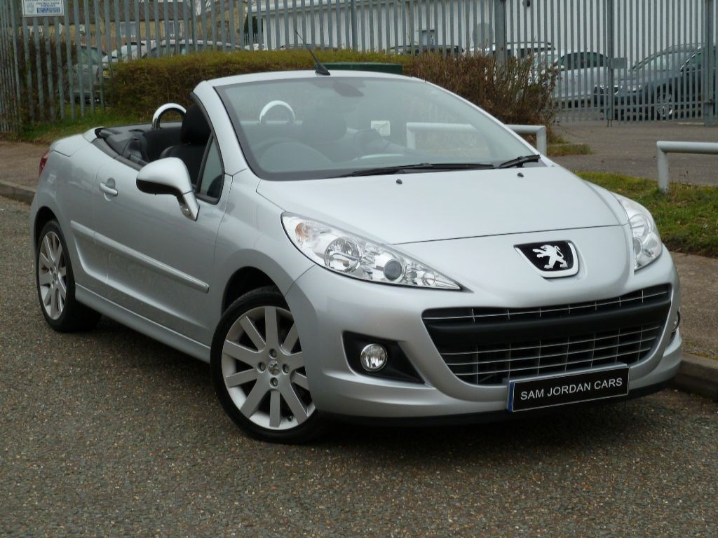 usedpeugeot 207 hdi cc gt for sale in suffolk. Black Bedroom Furniture Sets. Home Design Ideas