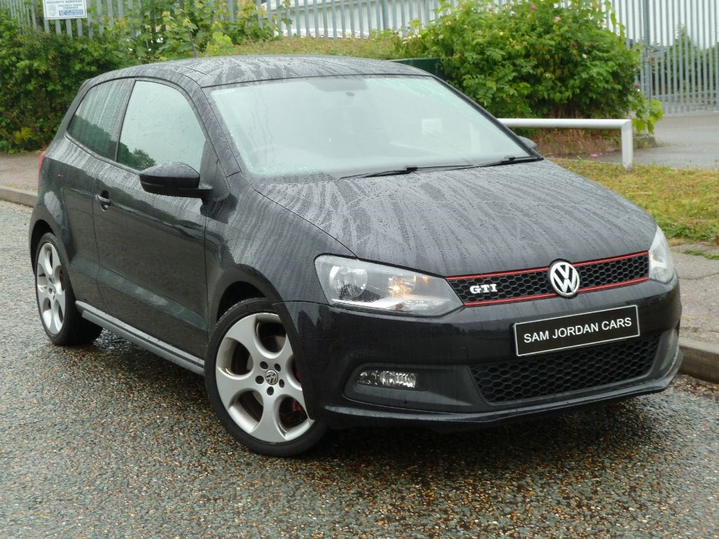usedvw polo gti dsg for sale in suffolk. Black Bedroom Furniture Sets. Home Design Ideas