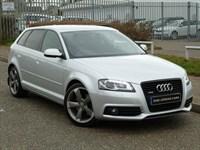 Used Audi A3 QUATTRO S LINE BLACK EDITION