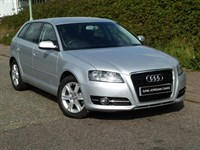 Used Audi A3 TDI SE