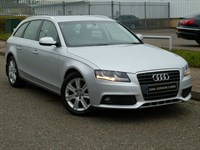 Used Audi A4 Avant TDI SE
