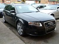 Used Audi A4 Avant T FSI S LINE QUATTRO