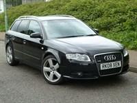 Used Audi A4 TDI S LINE AVANT 170