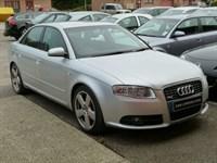 Used Audi A4 TDI S LINE TDV