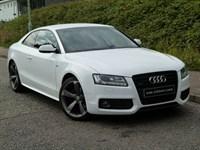 Used Audi A5 TDI QUATTRO S LINE BLACK EDITION