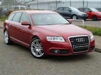 Used Audi A6 Avant TDI QUATTRO LE MANS