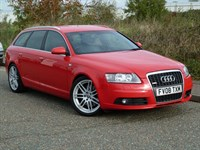 Used Audi A6 TDI LE MANS EDITION