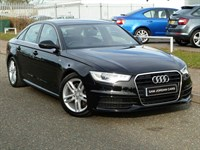 Used Audi A6 TDI S LINE