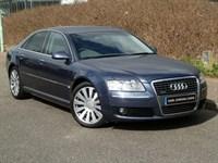 Used Audi A8 TDI QUATTRO SPORT