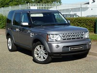 Used Land Rover Discovery 4 Commercial 3.0 SD V6