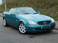 Used Mercedes SLK230 KOMPRESSOR