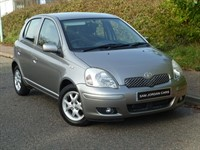 Used Toyota Yaris COLOUR COLLECTION VVT-I